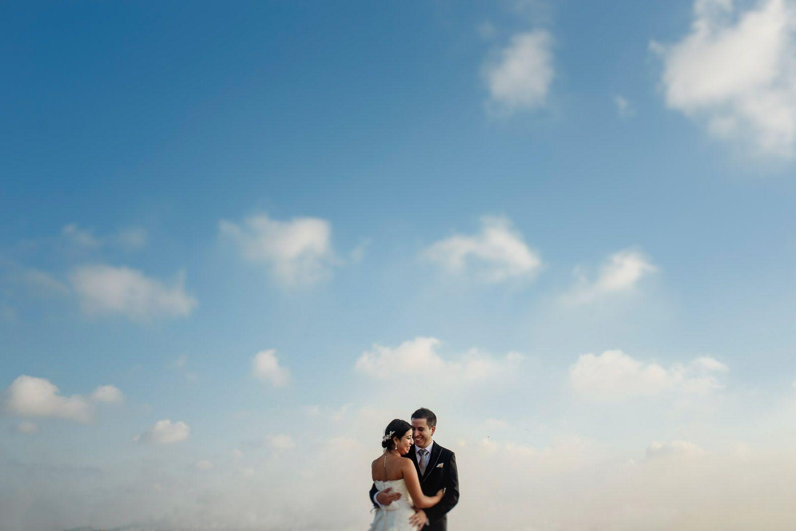 Fotografia Postboda en la playa - Valencia - Santi Miquel - Fotografo de boda - 001
