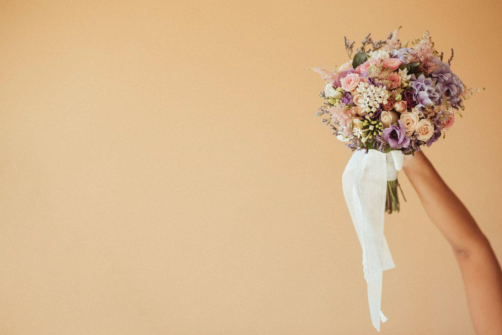 Fotografia de ramo de novia en Valencia - Santi Miquel - Fotografo de boda - 001