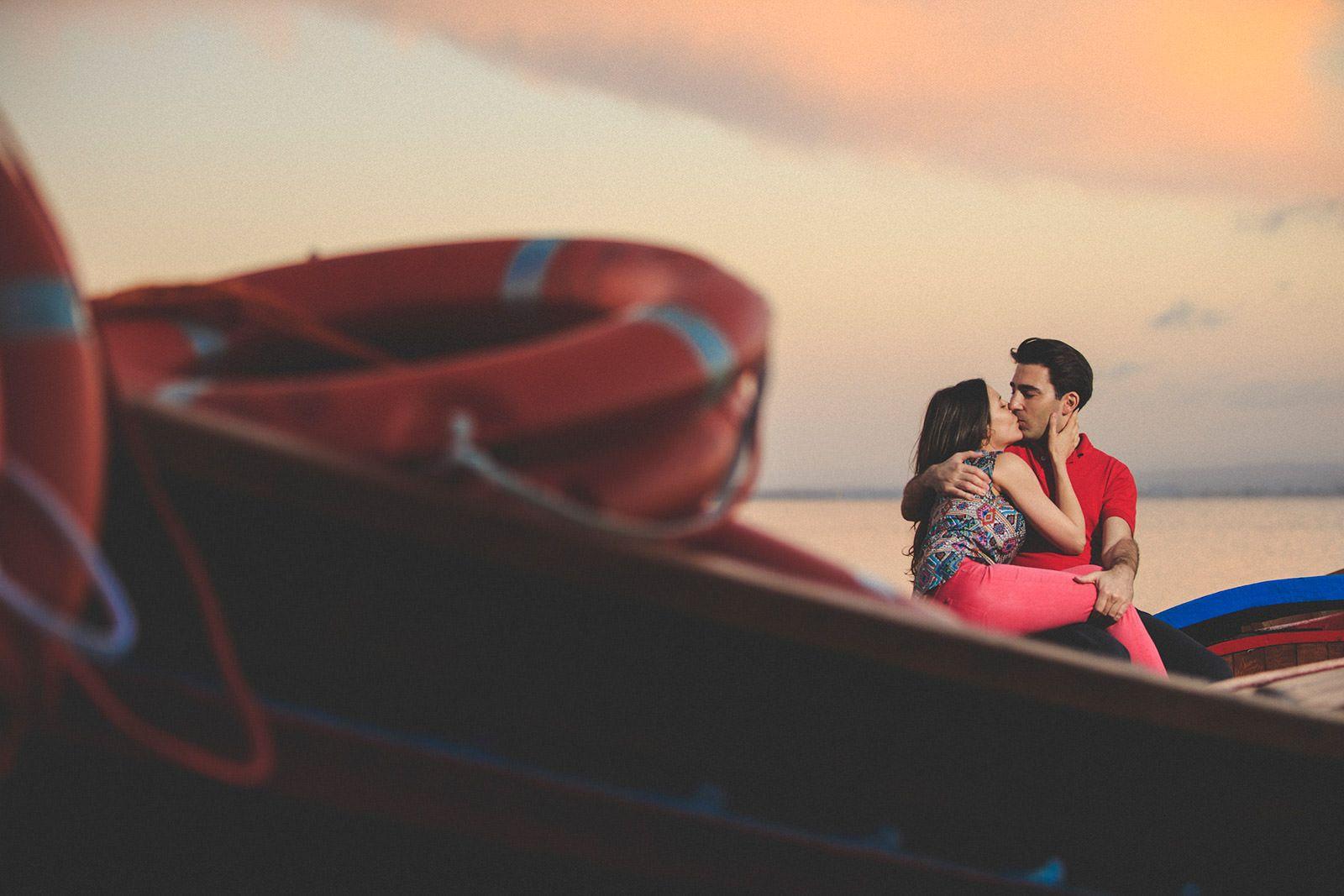 Fotos de Preboda Romantica en Albufera - Santi Miquel - Fotografo de boda - 001