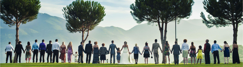 Fotografía de boda creativa - Santi Miquel