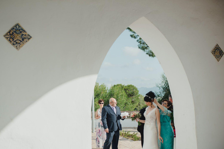Boda en la Ermita dels Sants de la Pedra en Valencia-017- Santi Miquel fotografo de bodas en Valencia